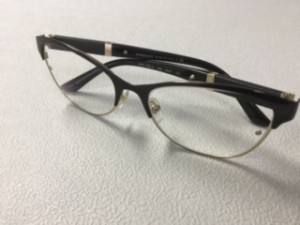 yoked prism eyeglasses