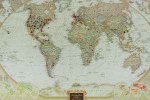 Padula Map