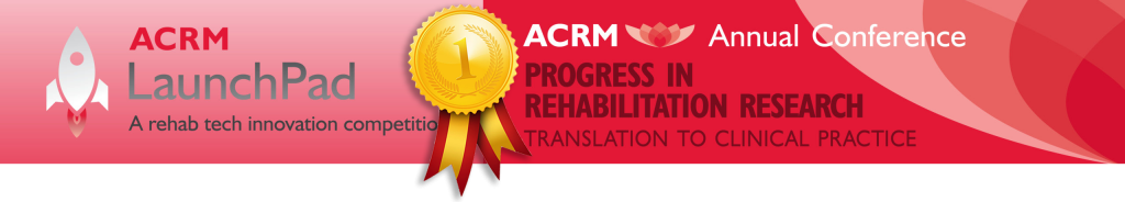 NeurOpTrek™ Winner of the 2020 ACRM Launchpad Competition